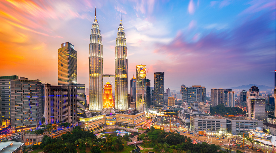 Explore Malaysia with Thailand PA1001
