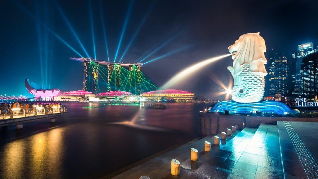Singapore Luxury Group Tour PA99